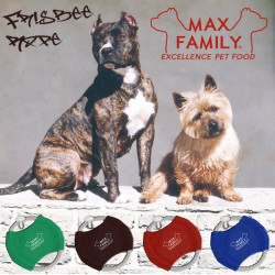 Frisbee corde pour chien MAX FAMILY