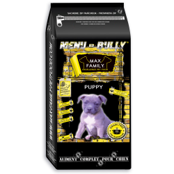 Menu BULLY Puppy - by MAX FAMILY 12kg