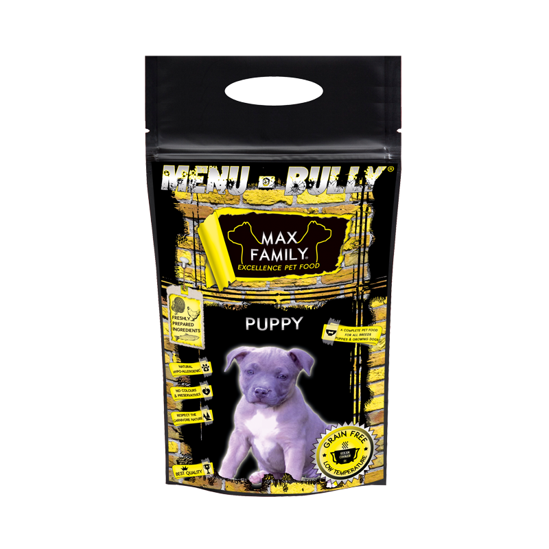 Menu BULLY Puppy - by MAX Family 3kg