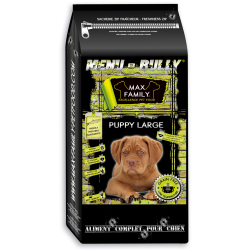 Menu BULLY Puppy Large - MAX Family 12kg
