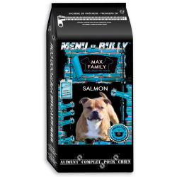 Menu BULLY Salmon - by MAX FAMILY 12kg