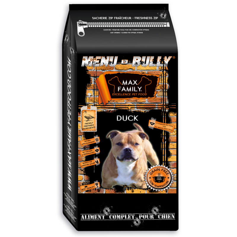 Menu BULLY Duck - by MAX FAMILY 12kg