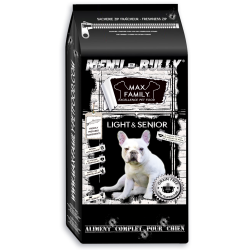 Menu BULLY Light Senior - by MAX FAMILY 12kg